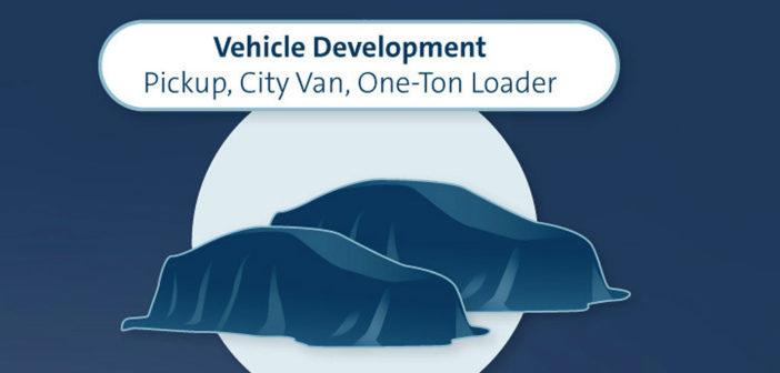 Oficial: la Alianza Volkswagen-Ford sigue en pie y tendrá una pick-up mediana