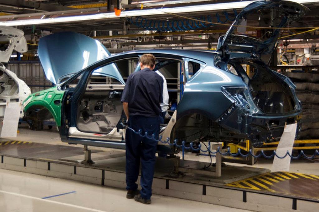 Chevrolet Onix fabricado en Sao Caetano