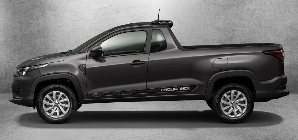 Nueva Fiat Strada 2021 Endurance
