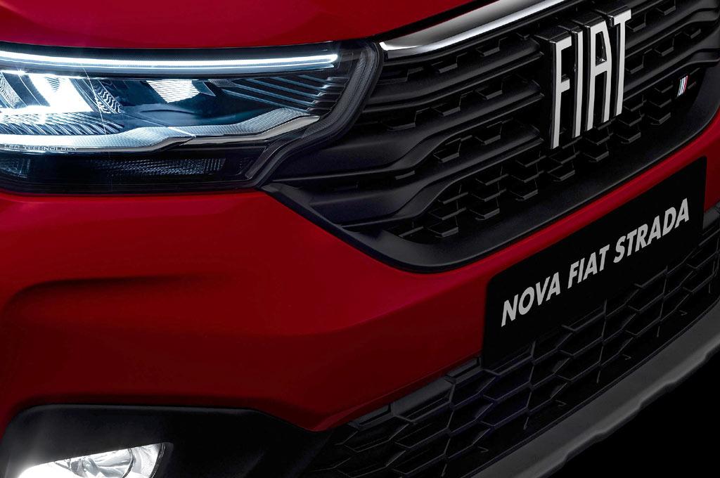 Nueva Fiat Strada 2021