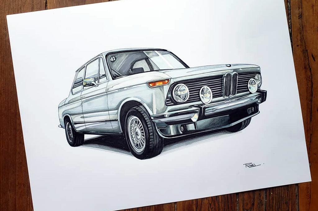 Florencia Proletti - BMW 2002
