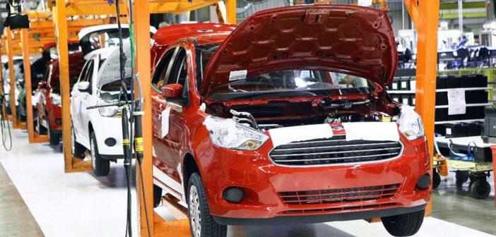 Nueva normalidad: Toyota y Ford retoman la producción en sus plantas de Brasil