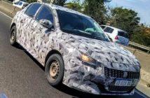 Nuevo Peugeot 208 camuflado