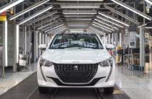 Nuevo Peugeot 208 - Planta El Palomar