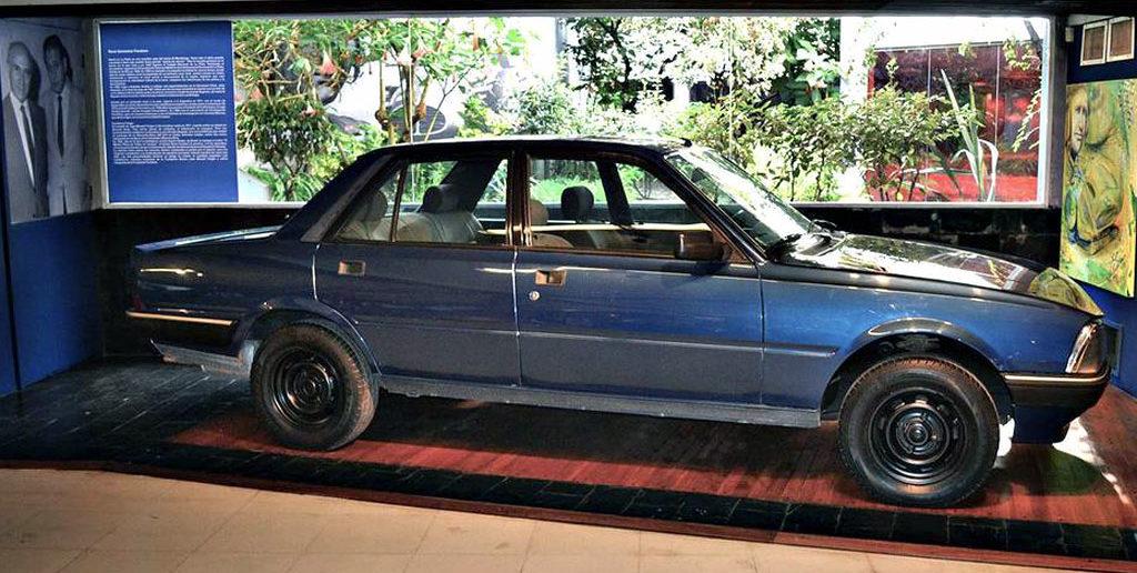 Peugeot 505 de René Favaloro
