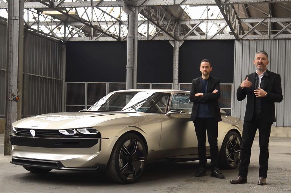 Peugeot Vidal y Hossann