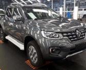 La primera pick-up Renault Alaskan ya salió de Santa Isabel
