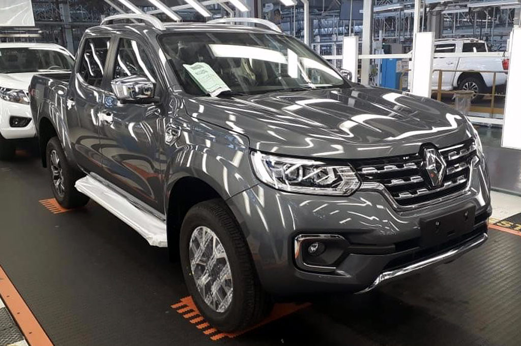 Renault Alaskan Argentina