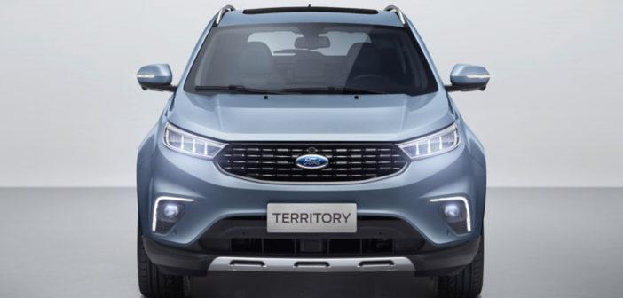 Argentina: Ford lanzó el Territory en dos versiones y con precios desde u$s 41.600