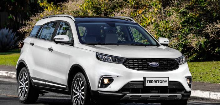 «Territory es un Ford con todas las letras, el origen será anecdótico una vez que se suban»