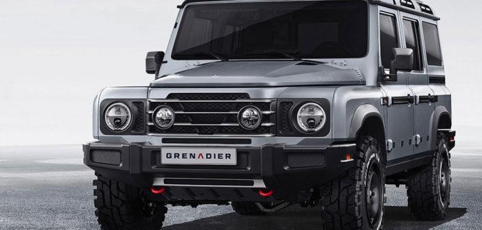 Ineos Grenadier, el 4×4 inspirado en el Defender que es el capricho del millonario del momento