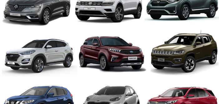 Territory vs el resto: cómo compite Ford en precio y demás atributos en el segmento C SUV