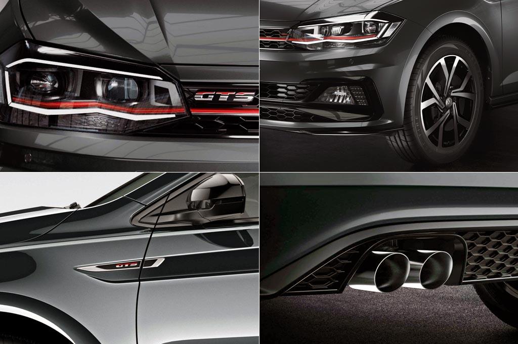 Detalles de los VW Polo y Virtus GTS