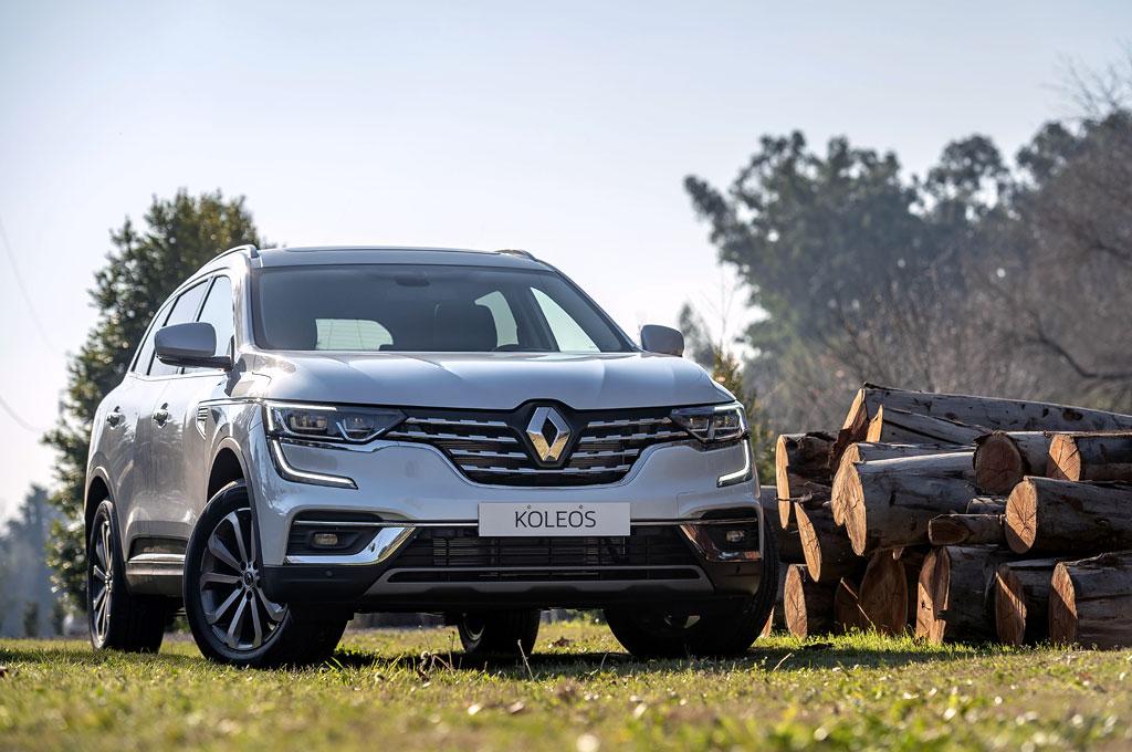 Renault Koleos MY 2021