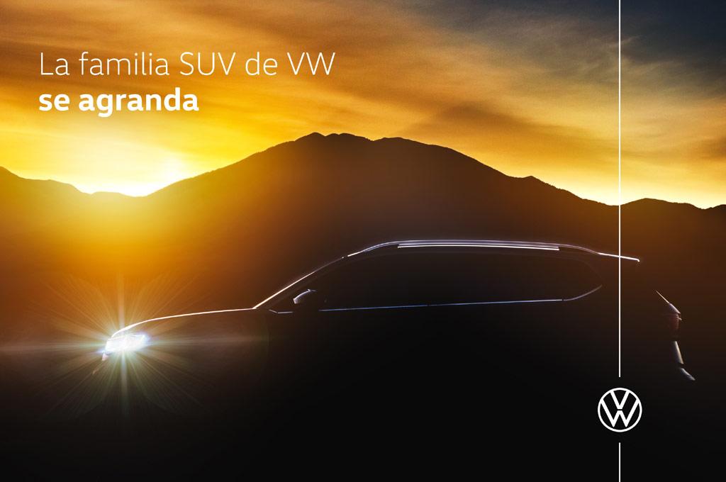 Teaser del Proyecto Tarek de VW