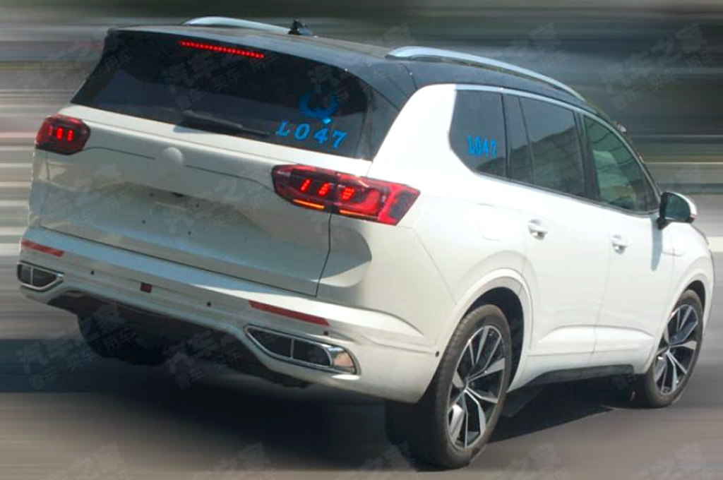 Volkswagen SUV 7 plazas