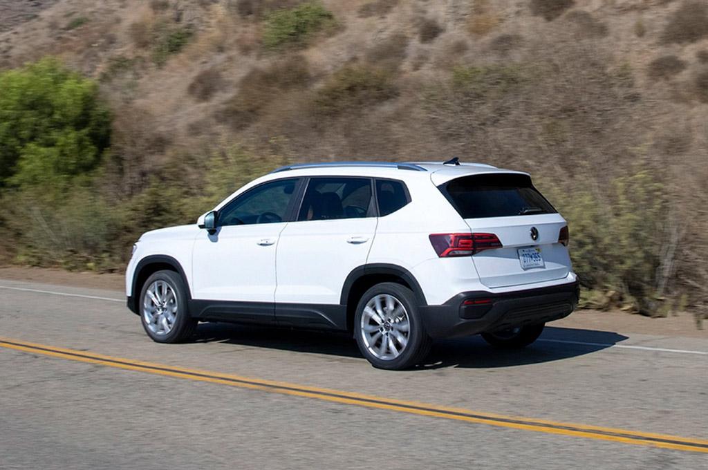 VW Taos en EE.UU.
