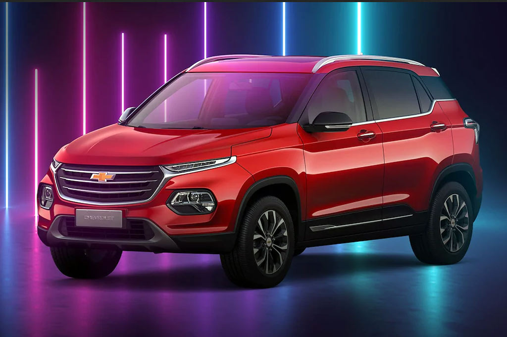 SUV Chevrolet Groove Chile