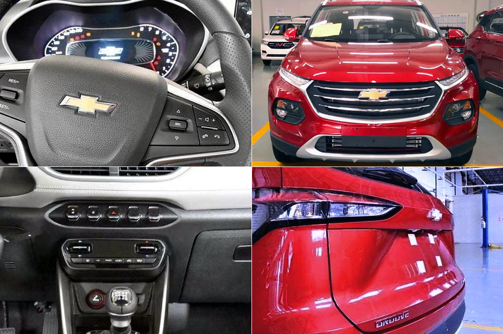 Chevrolet Groove China