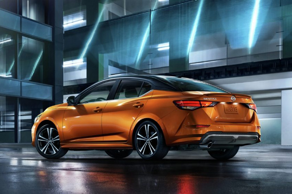 Nuevo Nissan Sentra 2020