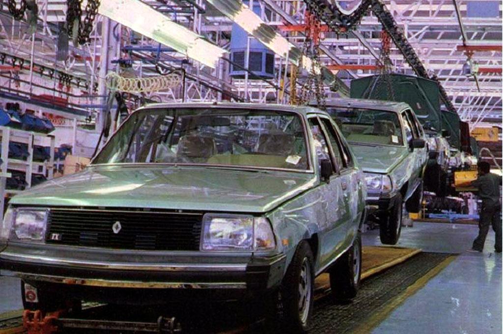 Renault 18 Santa Isabel