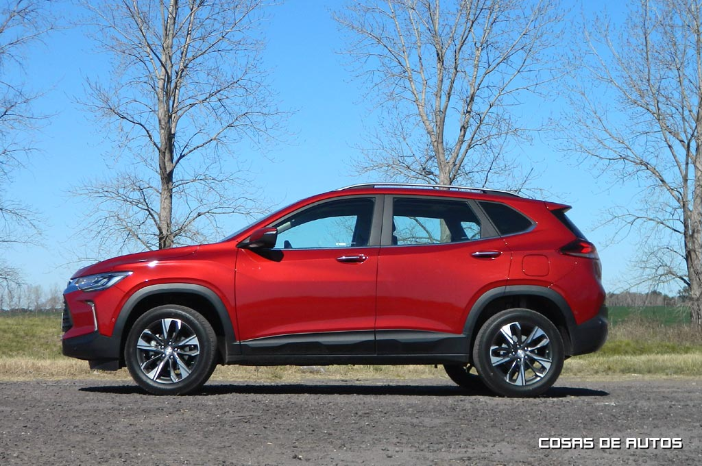 Test Chevrolet Tracker - Foto: Cosas de Autos