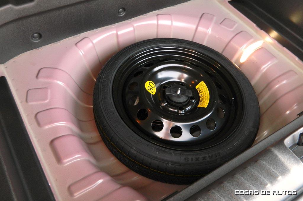 Auxilo de la Chevrolet Tracker