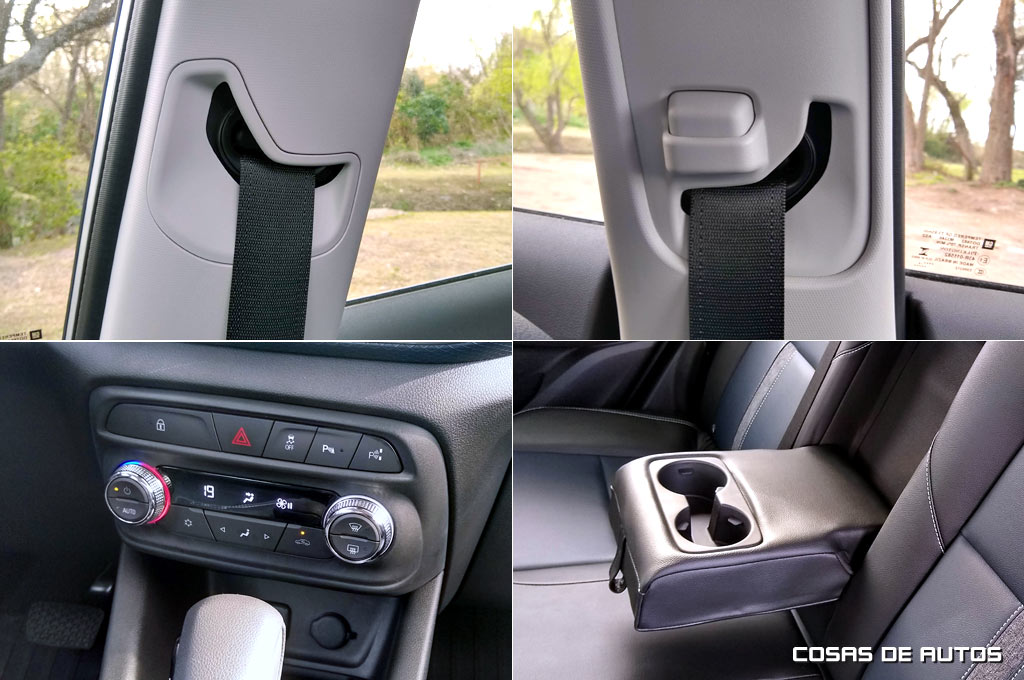 Detalles de la Chevrolet Tracker