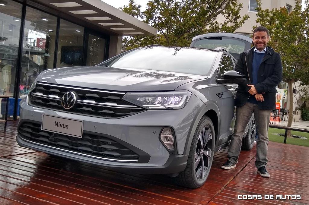 VW Nivus - Pepe Sorrondegui