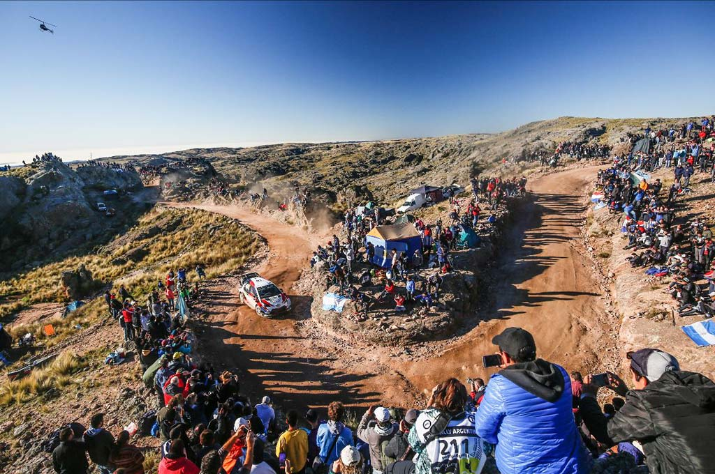 Rally de Argentina 2019