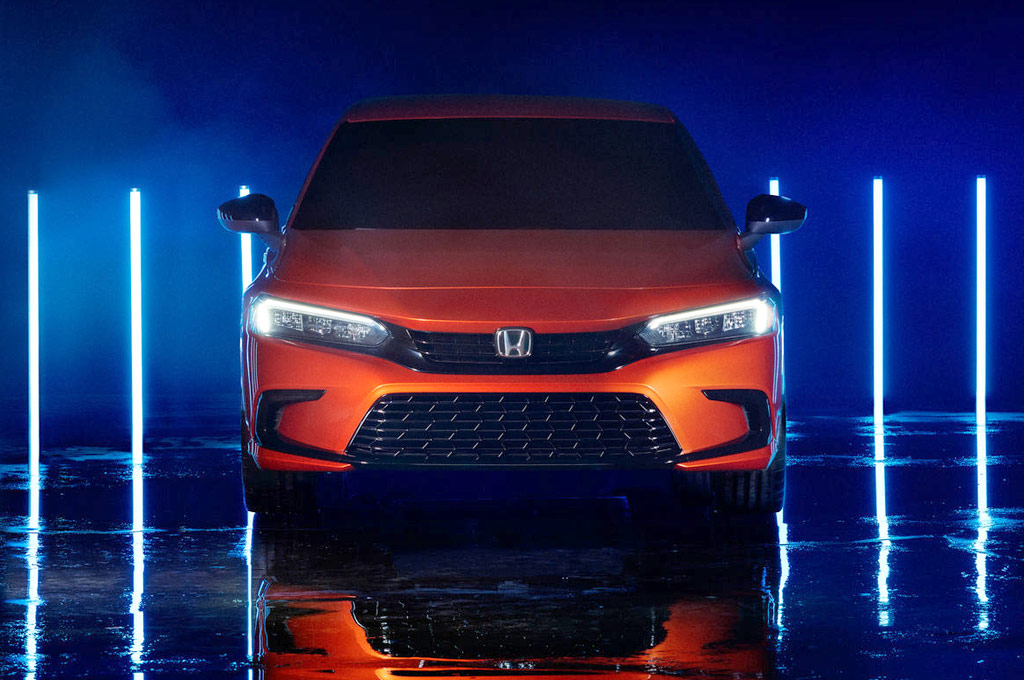 Nuevo Honda Civic Prototype
