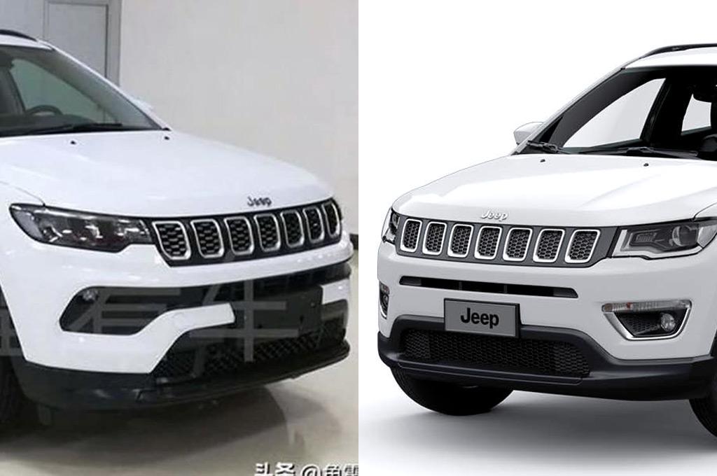 Jeep Compass 2021 - China