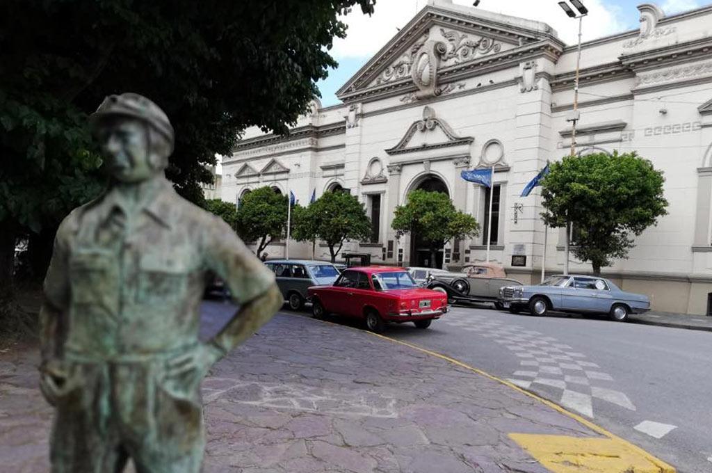 Museo Fangio de Balcarce