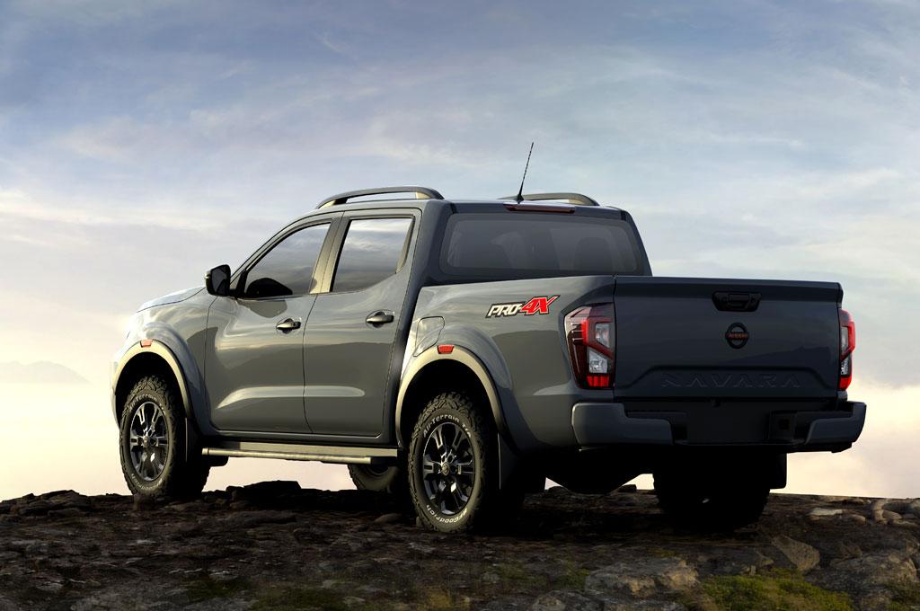 Nissan Frontier MY 2021