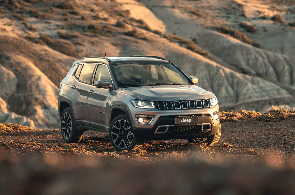 Jeep Compass Limited Plus Diesel