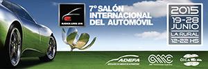 Sal?n del Autom?vil de Buenos Aires 2015