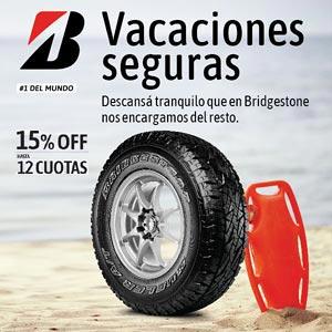 Bridgestone Promoción Verano 2020